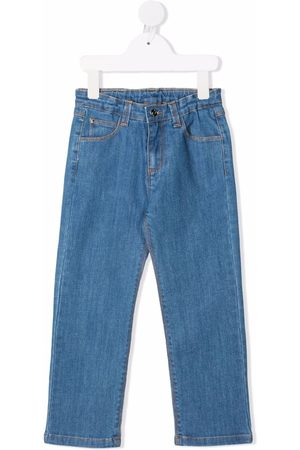 KNOT Girls Straight - Lowri straight-leg jeans