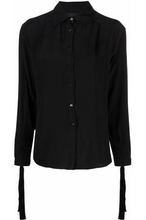 Philipp Plein Button-down silk shirt