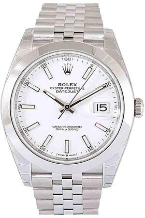 Rolex Stainless Steel Datejust 126300 Men's Wristwatch 41 MM
