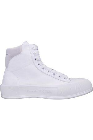 Alexander McQueen Women Sneakers - High-top sneakers