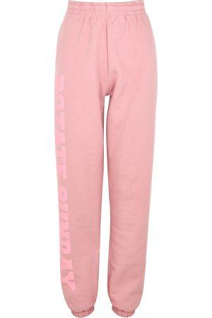 ROTATE Mimi cotton sweatpants