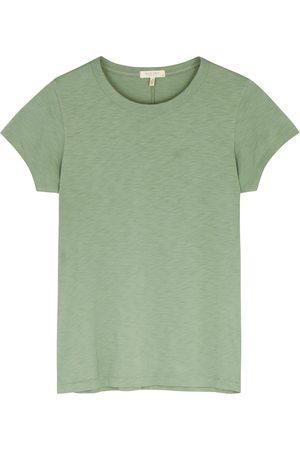 RAG&BONE Slubbed Pima cotton T-shirt