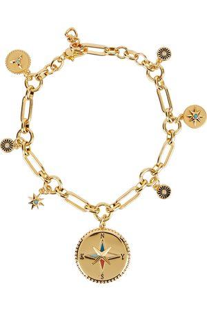 Kate Spade My Medallion -plated bracelet