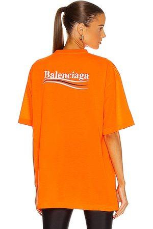 Balenciaga Large Fit T Shirt in
