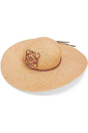 Loewe Paula's Ibiza Capeline Hat in Neutral