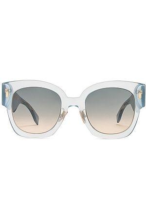Fendi Acetate Sunglasses in Baby