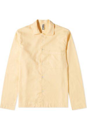 Tekla Fabrics Men Casual - Flannel Sleep Shirt