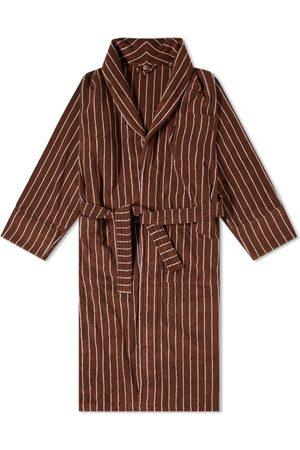 Tekla Fabrics Men Bathrobes - Terry Classic Bathrobe