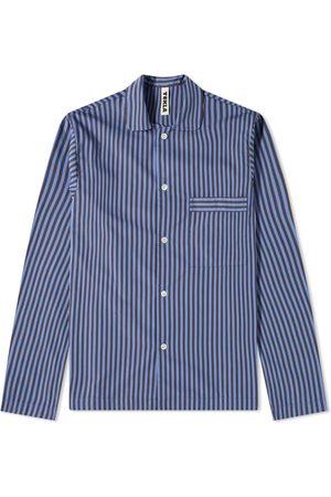Tekla Fabrics Men Shirts - Sleep Shirt