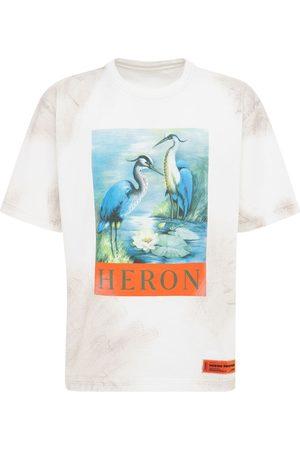 Heron Preston Lvr Exclusive Vintage Distressed T-shirt