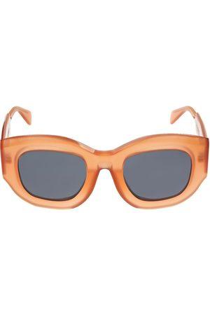 KUBORAUM B5 Round Acetate Sunglasses
