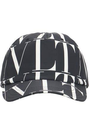 VALENTINO GARAVANI Vltn Times Nylon Baseball Hat