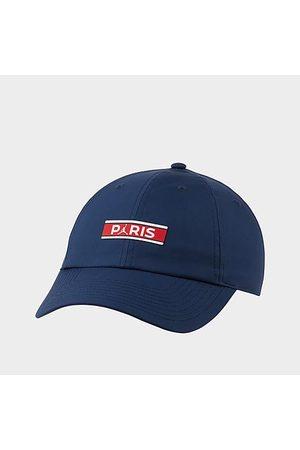 Nike Jordan Jordan Paris Saint-Germain Heritage86 Strapback Hat in /Navy 100% Polyester/Fiber