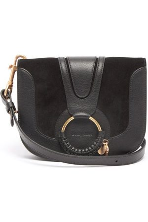 See by Chloé Hana Small Leather And Suede Cross-body Bag - Womens