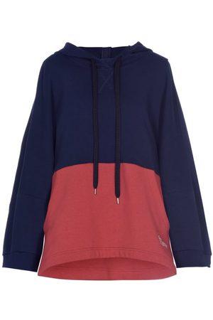 Marni Bi-colour Organic-cotton Hooded Sweatshirt - Womens - Multi