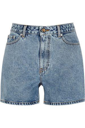 Ganni Denim shorts