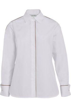 Max Mara Women Long sleeves - Fianco shirt