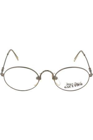 Jean Paul Gaultier MEN'S 550175GUNMETAL GREY METAL GLASSES