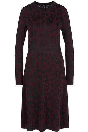 Marc Cain Women Knitted Dresses - Collections Knitted Dress 295 PC 21.38 M67