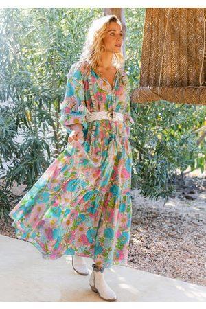 miss june Floralies Dress Pastel