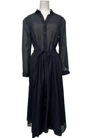 Emin + Paul Women Long sleeves - Double Layer Long Sleeve Pleated Dress