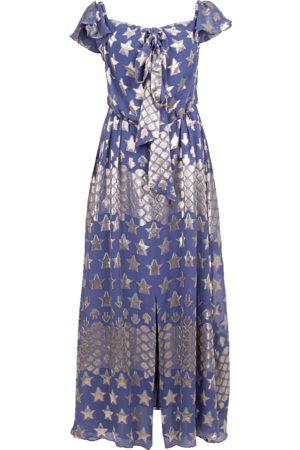 TEMPERLEY LONDON Hetty Off Shoulder Dress