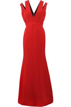 Victoria Beckham Women Evening dresses - Cut-Out Gown