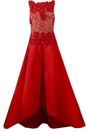 Naeem Khan Women Evening dresses - Beaded Taffeta Gown