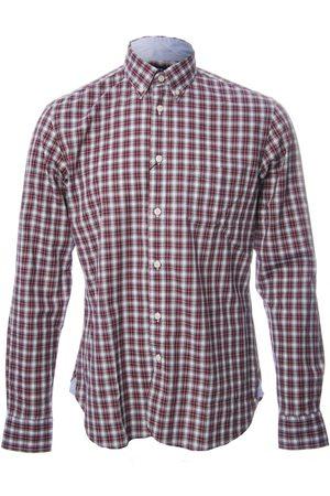 Hackett Mini Tartan Shirt