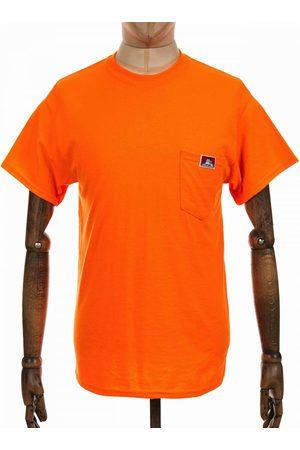BEN DAVIS Men T-shirts - Logo Pocket Tee - Colour: