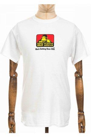 BEN DAVIS Men T-shirts - Classic Logo Tee - Colour: