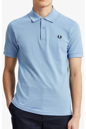 Fred Perry Polo Shirt M3 in Sky