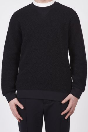Daniele Fiesoli Knitted Round Neck Sweashirt Colour: , Size
