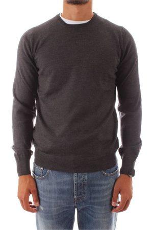 Bruto Men Sweaters - MEN'S 0985516714290 GREY WOOL SWEATER