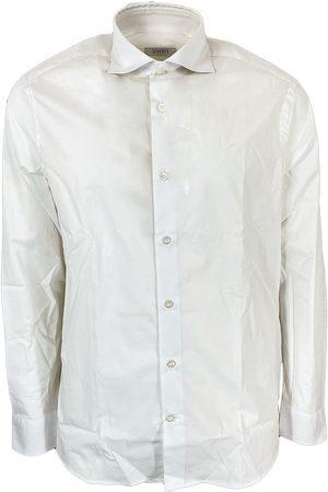 SEVENTY BY SERGIO TEGON Men Shirts - MEN'S MODCA0320CAR220506001 COTTON SHIRT