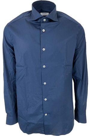 SEVENTY BY SERGIO TEGON Men Shirts - MEN'S MODCA0320CAR220506751 COTTON SHIRT