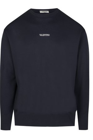 VALENTINO Chest Branded Sweatshirt