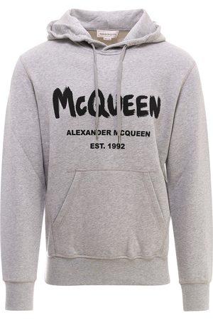 Alexander McQueen Cotton sweatshirt