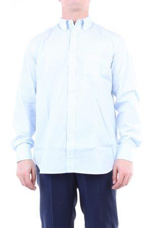 GRIFONI Men Shirts - Shirts General Men White and light