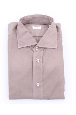 Borriello BORRIELLO Shirts General Men Hazelnut