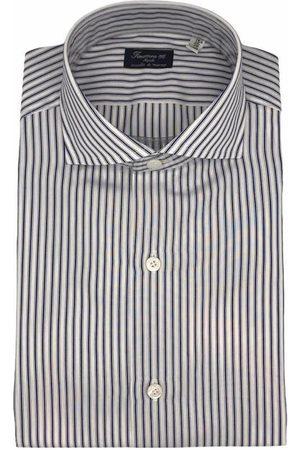 Finamore Camicia 01 NAPOLI-A2123ACHILLE Bianco