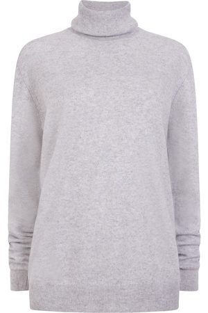 ABSOLUT CASHMERE Women Tops - Alessio gris chine clair
