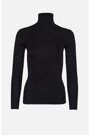 PAROSH Loulou Roll Neck Sweater