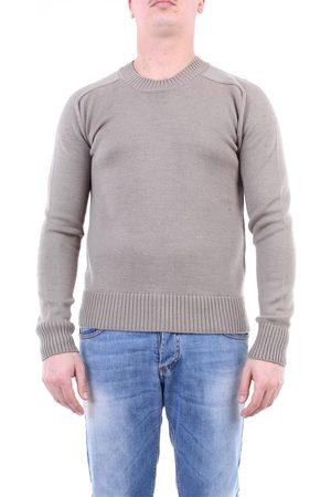 Paolo Pecora Knitwear Crewneck Men Tortora