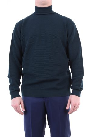 FILIPPO DE LAURENTIIS Men High Necks - Knitwear High Neck Men Verdone