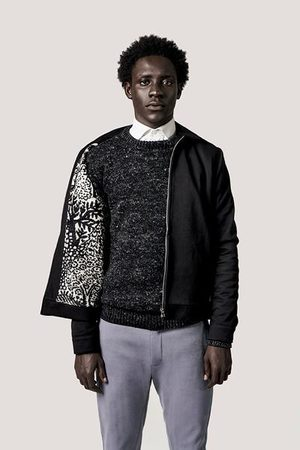 FIELDS The General Jacket collaboration with Michael Chandler