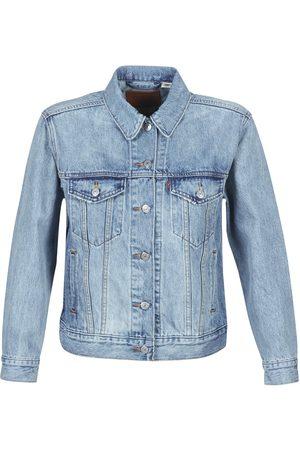 Levi's Women Jackets - EX BOYFRIEND TRUCKER FOR REAL