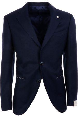 LUIGI BIANCHI MANTOVA Men Jackets - Men's Jackets & Coats 83501 02