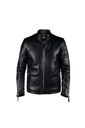 El Solitario Men Leather Jackets - Solitaire Kraken Leather Jacket