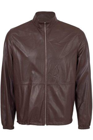 ELEVENTY Men Leather Jackets - Leather Jacket